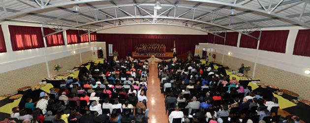 Hall opening